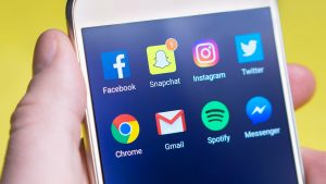 Marketing online via social media and email can replace many printed materials