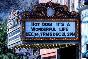 Booster club Winter Holiday Fundraiser - Holiday Movie Night