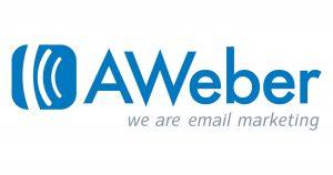 AWeber email marketing System logo