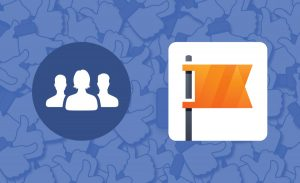 Facebook groups or pages