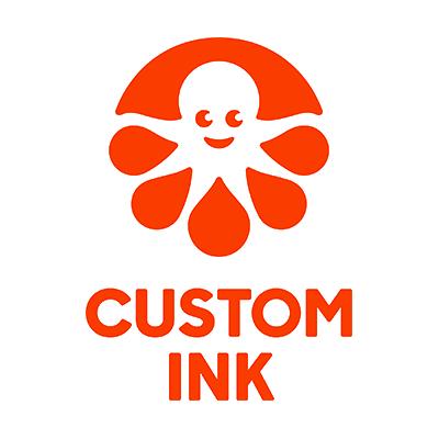 Custom Ink Logo for Booster Club T-Shirt Printing