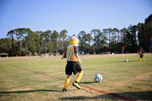 Soccer booster club supporting youth soccer in the community