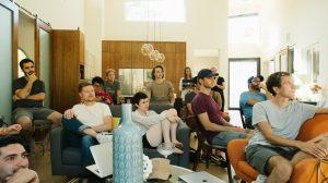 Booster club meeting held by leadership