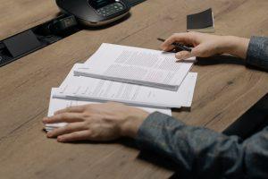 Booster club document retention around organizational documents.