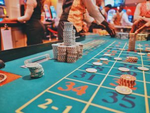 Booster club fundraising guidelines for a casino night fundraiser