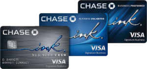 Boooster Business Credit Card by Chase Ink