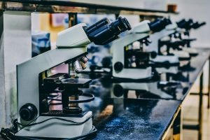 Microscopes and science items booster clubs pay for.
