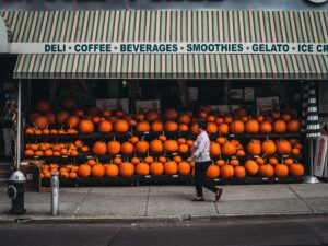 One of many Halloween Themed Fundraising Ideas is partnering with local businesses.