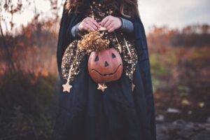 Scavenger hunts can be great Halloween Themed Fundraising Ideas